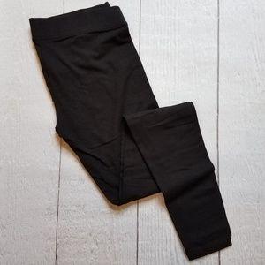 GAP maternity leggings - black NWOT